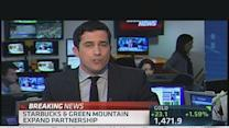 Starbucks & Green Mountain's New Deal