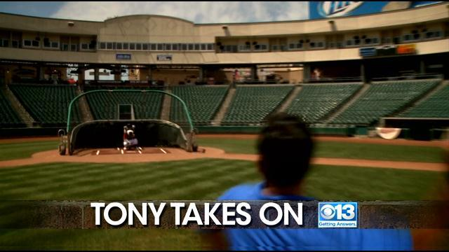 Tony Takes On: First Pitches