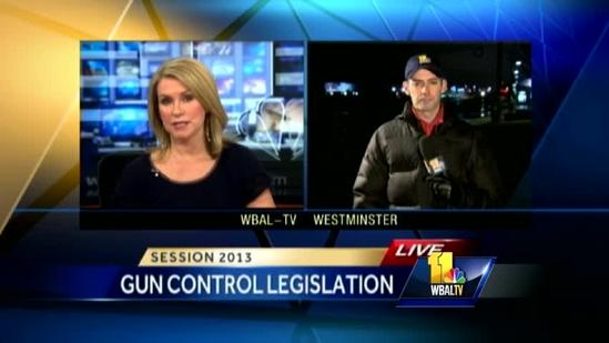 Residents fired up at Westminster gun rights town hall