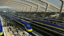 Board seeks $8.6B in Calif. high-speed rail bonds