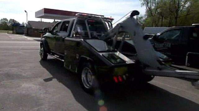 Repo time: Behind-the-scenes with Lizard Lick Towing