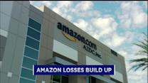 Amazon losses pile up; Starbucks stock cools down; Pandora sends mixed signals