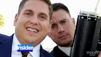 Jonah Hills '22 Jump Street' Premiere Hits Close to Home