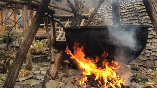 Russian Banya Culture: Wood, Fire and Beatings