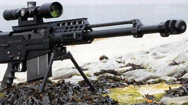 World's most powerful rifle raising fears in the wrong hands