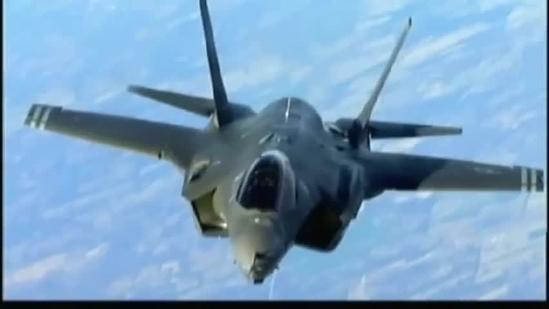 5:30 Now: F-35 Interview