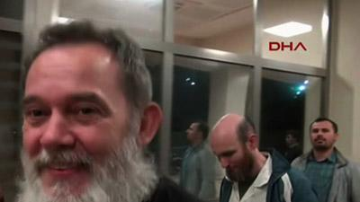 Raw: Four French Journalists Freed From Syria