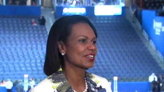 EXTRA: Condoleezza Rice interview with John Kosich