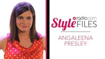 Angaleena Presley's Retro Fashion on the Red Carpet for Style Files