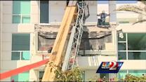 15,000-pound balcony collapses in Cocoa Beach