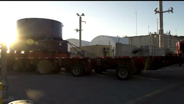 San Onofre Transports Nuclear Waste Out Of State
