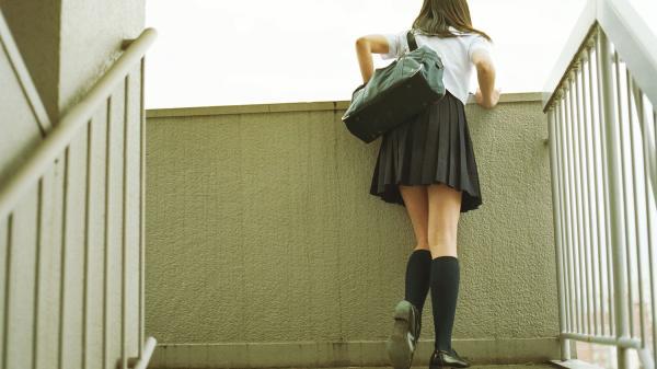2f4c7e1a17 Catholic teens protest high school skirt ban, demand old uniforms back