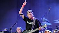 Neil Young Blasts Starbucks, Monsanto in Protest Song