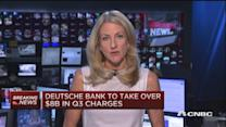 Deutsche Bank to take over $8B in charges