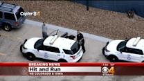 1 Apparently Under Arrest After Hit & Run Snags Morning Commute
