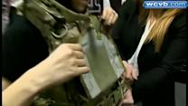 Women in combat to be guarded by Massachusetts-made body armor