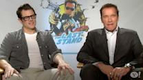 The Last Stand - Junket Interview