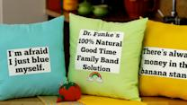 Arrested Development Quote Pillows