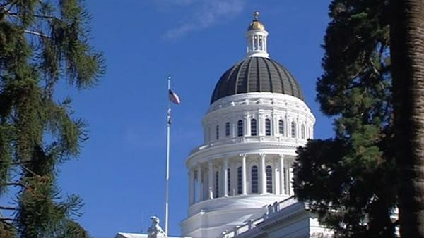 California senator's 2 offices targeted by FBI
