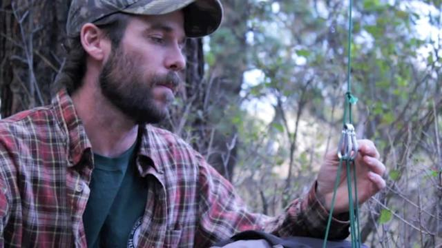 Backcountry Hunting Tips: How to Rig a Block and Tackle