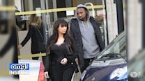 Kim Kardashian and Kanye West: Only Buying White for Their Baby