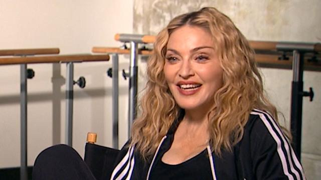 One-on-One With Madonna