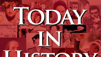 Today in History for February 11th
