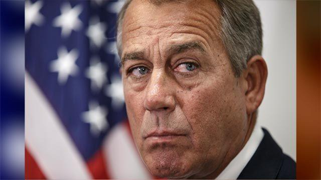 Man indicted for threatening to kill Boehner