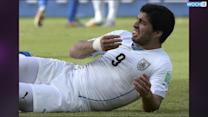 Soccer Star Suarez Risks More Than World Cup Ban For Biting Incident