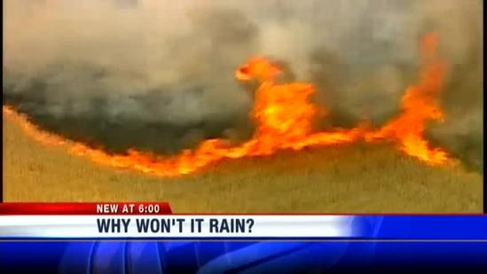 No rain causing drought conditions in Southeastern Wisconsin