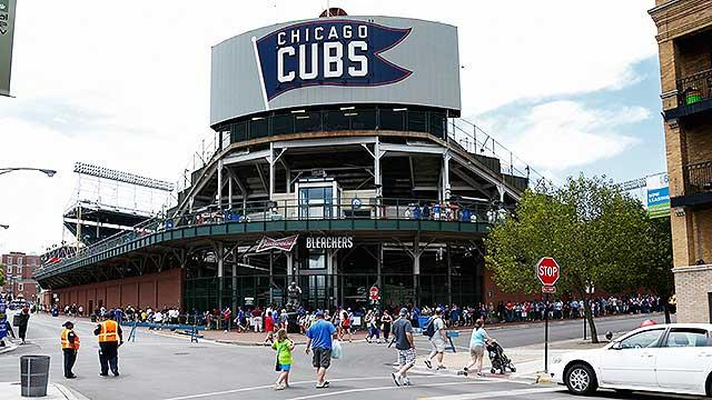 New park, same problems for Cubs