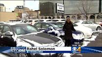 Car Dealerships Enjoy Brisk Business When Temps Drop