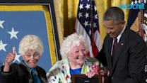 Obama Awards Posthumous Medals of Honor to World War One Soldiers