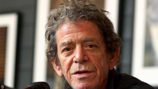 Rock legend Lou Reed passes away