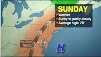 Meteorologist Tim Williams Has Your Sunday Afternoon Forecast