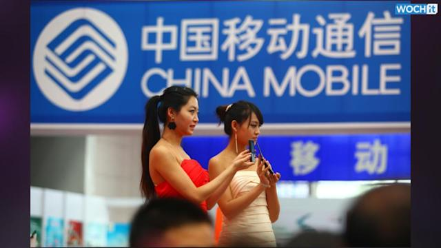 China Mobile's Steady Subscriber Adds Continue In May As 4G Picks Up