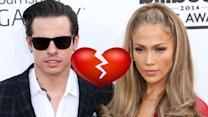 Jennifer Lopez & Casper Smart Split! Official Details