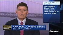 Analysts react to Amazon's earnings beat