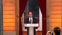 Hollande under pressure as key speech looms
