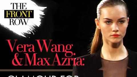 Vera Wang & Max Azria: Glamour for Night and Day