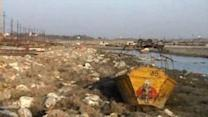 The Ganges Plight: Polluted river dies in Allahbad