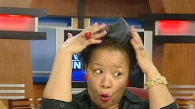 'Girl Talk' Fran Gantt Talks Hair Styles