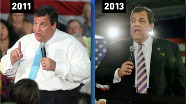 Chris Christie Reveals Secret Surgery
