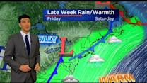 WBZ AccuWeather Evening Forecast For March 30