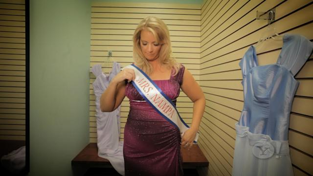Second Act: Overweight Idaho Mom Transforms Into Pageant Queen