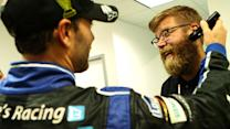 Close shave for Johnson after winning NSCS title