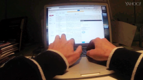 Office worker turns his boring 9-to-5 tasks into exhilarating GoPro commercial