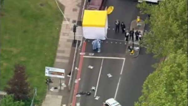 Security beefed up after London terror attack