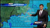 Another Round of Wintry Weather Today