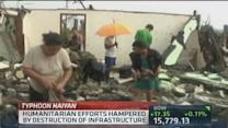 4 million people affected by Super Typhoon Haiyan